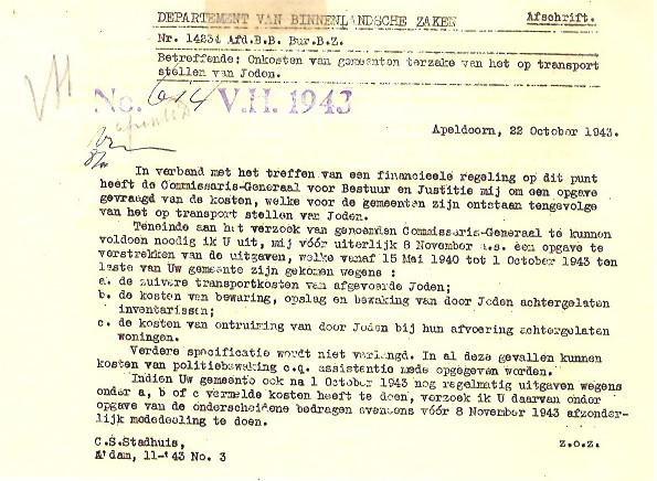 vraag 1943